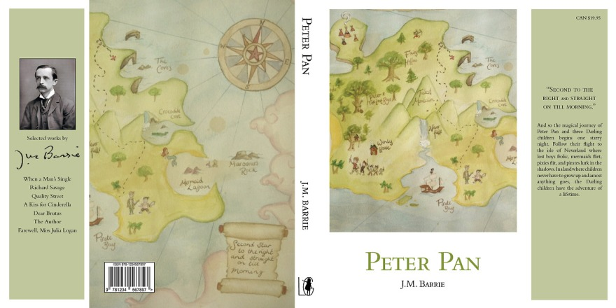 "J.M. Barrie's ""Peter Pan"""