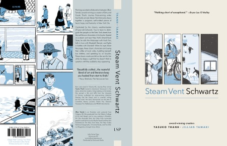 Steam Vent Schwartz - hypothetical title for Lofty Swine Press
