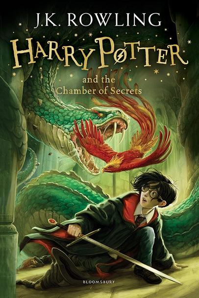 Harry Potter Chamber of Secrets