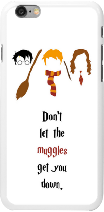 HarryPotter_MugglesQuote_PhoneCover