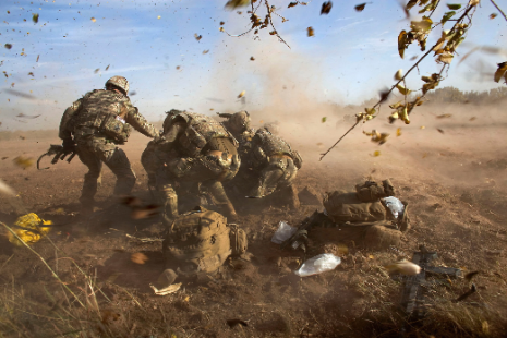 """Afghanistan: Casevac"""