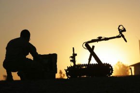 """Iraq EOD Robots"""