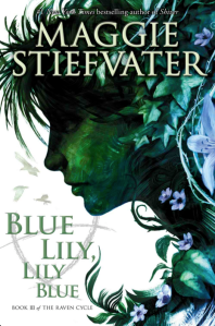 BlueLiilyLilyBlue.Stiefvater