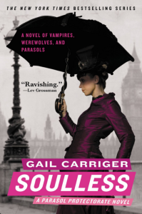 Soulless.GailCarriger