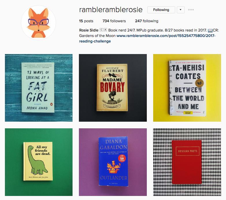 RambleRambleRosie.Insta